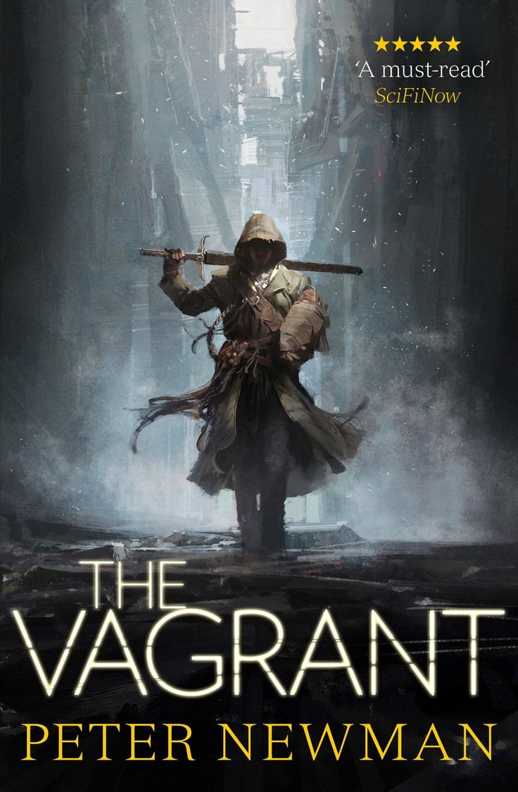 The Vagrant is his name. He has no other. His purpose is to reach the Shining City, last bastion of the human race, and deliver the only weapon that may make a difference in the ongoing war. But the Shining City is far away and the world is a very dangerous place. Also available on our e-book service.
