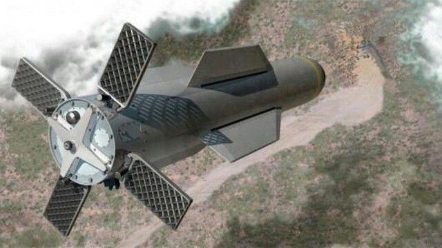 Padre de todas las bombas... lanzador de activación de armas termonucleares.(FOAB)