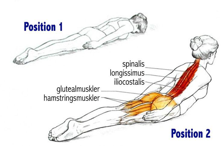 Gör denna enkla övning 3 gånger i veckan – och få perfekt hållning