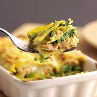 Recept - Zalm-broccolilasagne - Allerhande