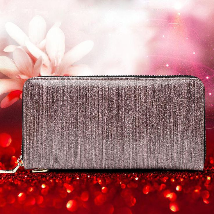 2017 New Genuine Leather Day Clutches Women's Long Wallets Evening Bags Bridal Wedding Party Wristlets Bag Handbag Card holder