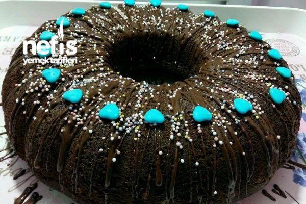 Nutellalı Pamuk Kek (Harika)