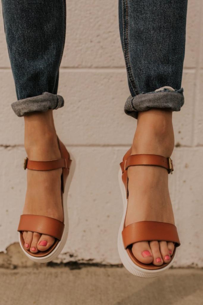 Plateforme Sandale Mieux Avec Vous
