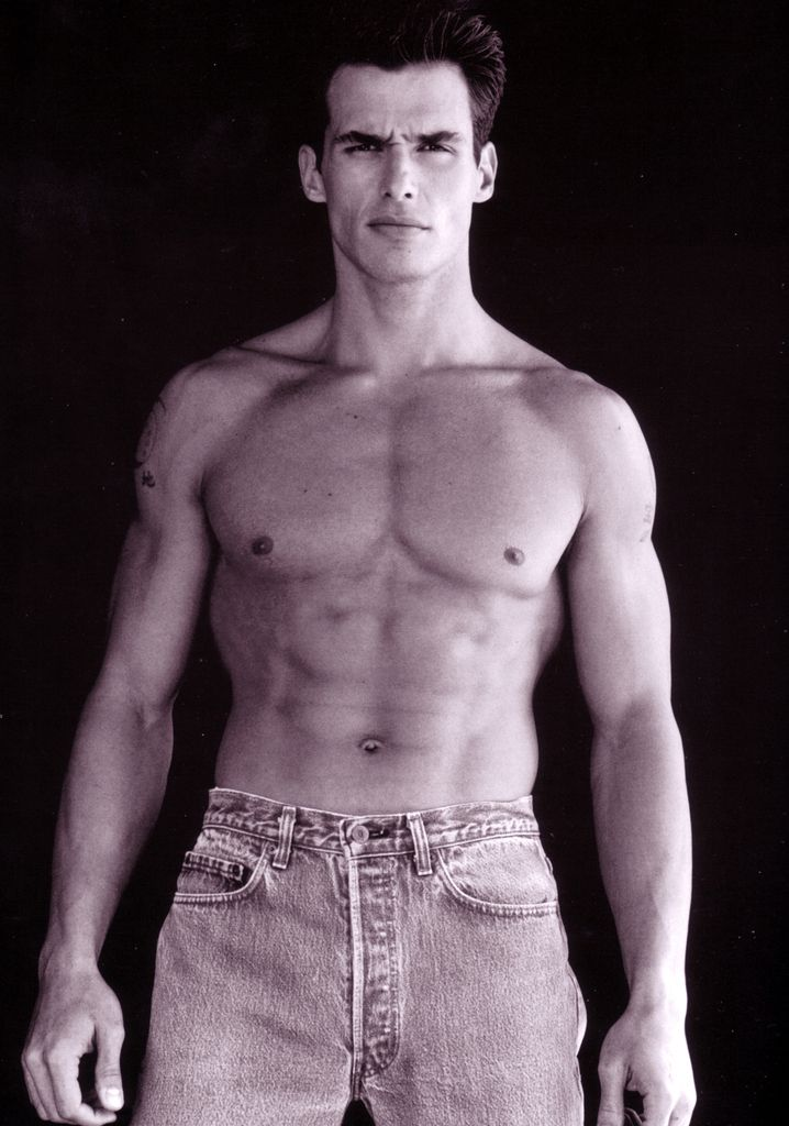 Antonio sabato jr underwear not know