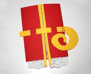 Creafamille | Carte pour saint Nicolas