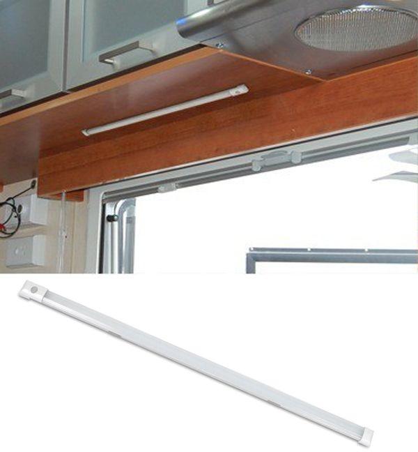 Encontrar Más Luces de Barra de LED Información acerca de DC 12 V Blanco Cálido Blanco Frío Luz de Tira del LED Interruptor Caravana/RV/Gabinete Marine Lámpara De Cabina, alta calidad gabinetes de rv, China rv caravana Proveedores, barato lámpara de la lámpara de ALL led lights en Aliexpress.com