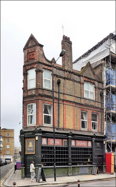 The Bell, Whitechapel