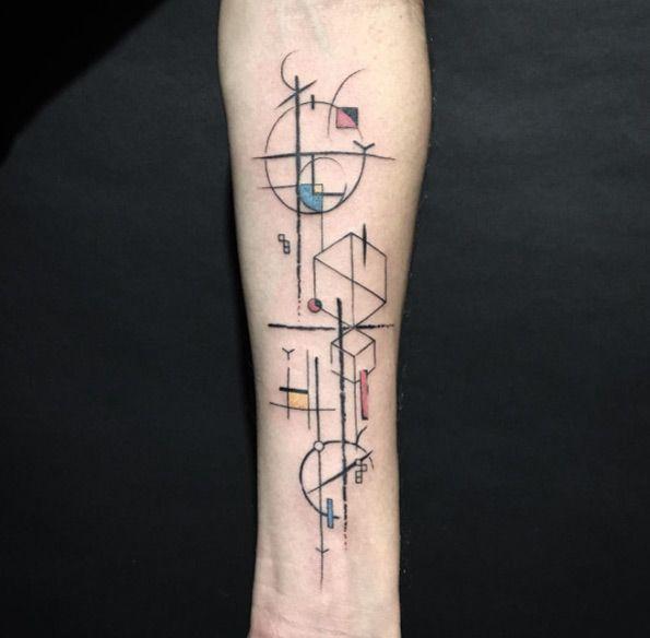 Tatto Ideas 2017  40 Geometric Tattoo Designs For Men And Women  TattooBlend
