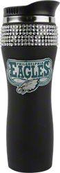 Philadelphia Eagles 16 Oz. Bling Stainless Steel Travel Tumbler $19.99 http://store.philadelphiaeagles.com/Philadelphia-Eagles-16-Oz-Bling-Stainless-Steel-Travel-Tumbler-_-1008134902_PD.html?social=pinterest_pfid37-01871