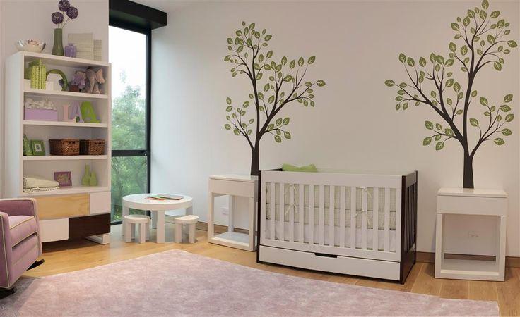 Mejores 81 imágenes de Cribs en Pinterest | Cunas, Boutique del bebé ...