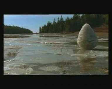 Andy Goldsworthy: River and Tides (extraits 1)