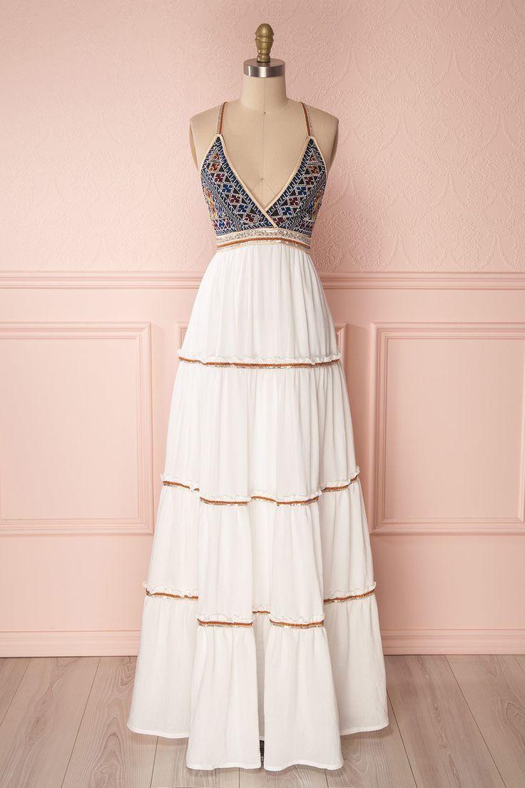 Eimantas #boutique1861 #dress #maxidress #maxi #bohemian #summer