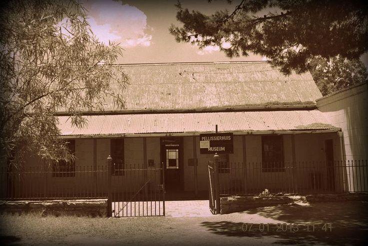 Pellissier Huis Bethulie