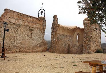 Quintanilla recupera la única iglesia fortaleza de La Bureba | El Correo de Burgos