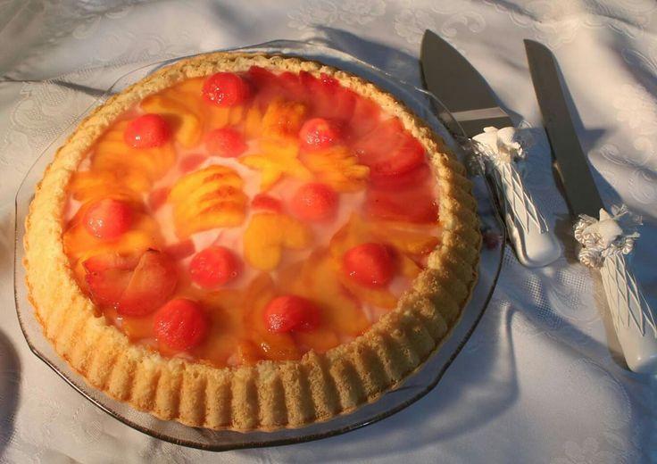 Meyveli tart...