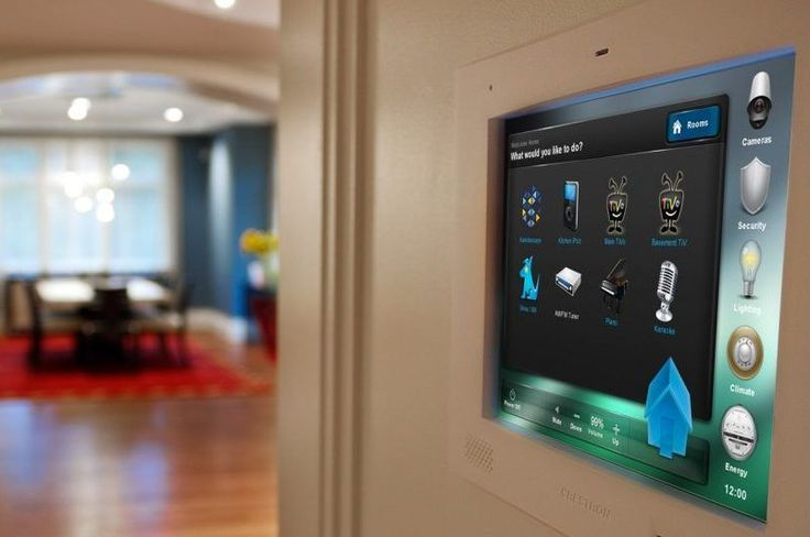 Here's a list of the seven best apps for iOS and Android if you're looking to have a little home automation