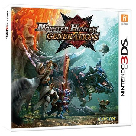 Monster Hunter Generations 3DS Game Coming Summer 2016 for Nintendo 3DS Monster Hunter Generations is the newest installment in the popular Monster Hunter action RPG series which has sold more than 36 million units worldwide Monster Hun http://www.MightGet.com/january-2017-13/monster-hunter-generations-3ds-game.asp