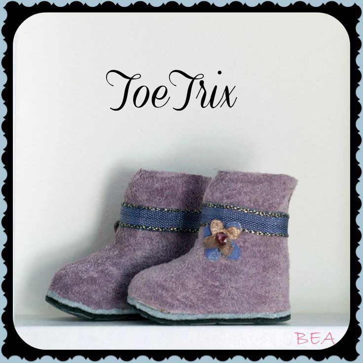 There is a ToeTrix boot to go with every outfit and occassion