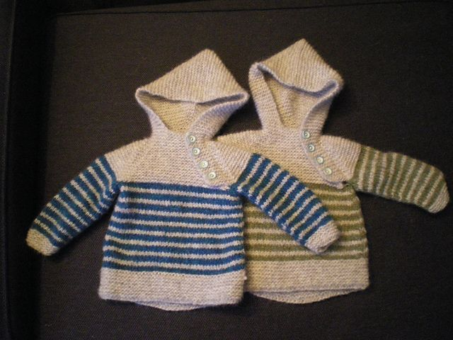 Ravelry: Project Gallery for The Oslo-Anorak / Osloanorakken pattern by Anna & Heidi Pickles
