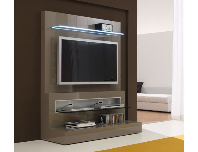Delicieux TV Wall Unit For A Small Space