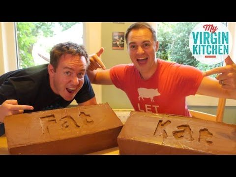 GIANT KIT KAT - YouTube