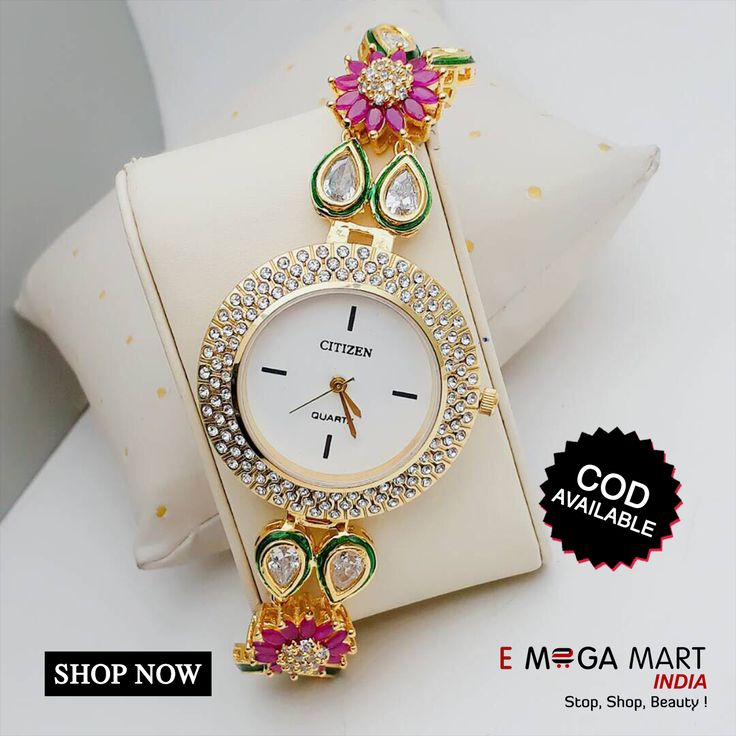 Exclusive Collection OF Elegant Studded Diamond Watches.(Cash On Delivery Available)(To Buy-click on pic)#Antique #Designerwatch #Watch #Analogwatch #diamondwatches  #antiquejewelry #antiquewatch #antiquewatches #womenjewelry #womenwatch #womenwatches #womanwatch #womanwatches #girlswatches #girlswatch #girlwatch #girlwatches #ladieswatch #ladieswatches #stylishwatch  #jewellery #designerwatches #elegantwatch #diamondwatches #Studded #DiamondWatch #fashionwatch #fashionwatches…