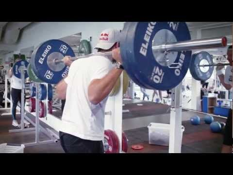 AKSEL LUND SVINDAL TRAINING VIDEO - YouTube