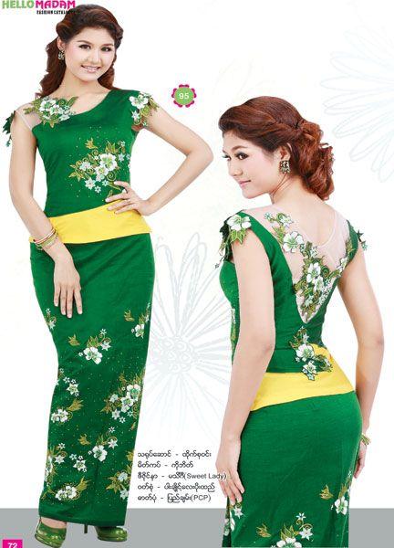 http://www.hellomadamcatalog.com/fashion/myanmar-fancy-dress-39