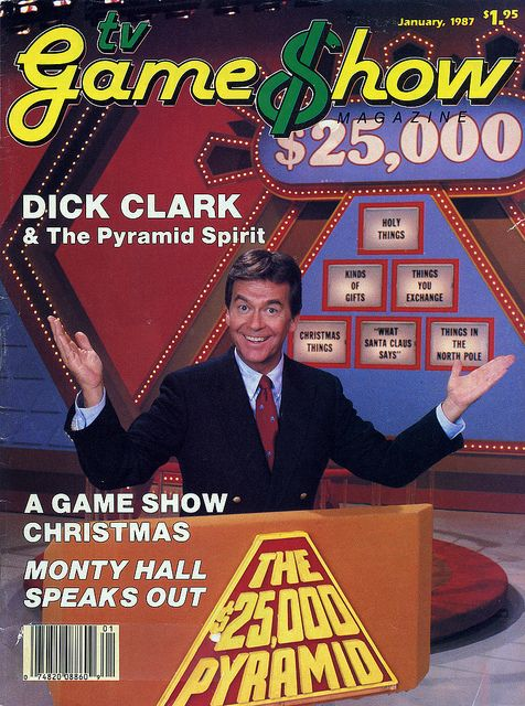 TV Game Show Magazine
