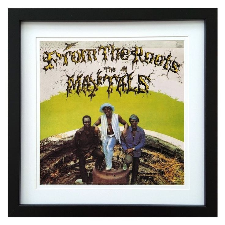 Toots & The Maytals | From The Roots Album | ArtRockStore