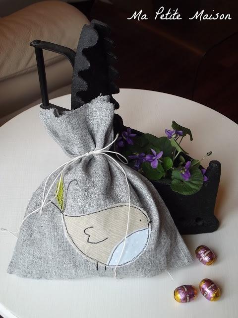 Ma Petite Maison: Freehand Machine Embroidery