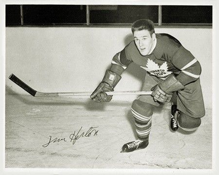 Tim Horton - Early 50s