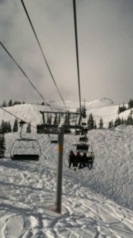 Whistler Blackcomb Mountains
