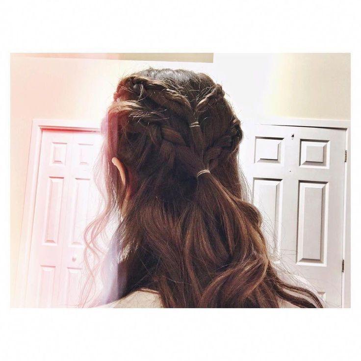 25 Gorgeous Dutch Braid Ideas, Looking for a gorgeous dutch braided hairstyle?...,  #Braid #...