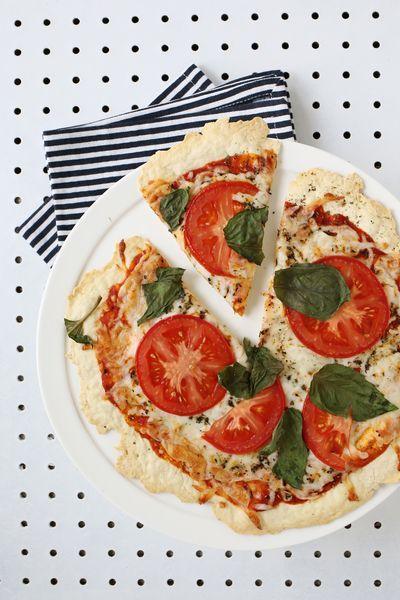 Thin Crust Pizza Dough (Yeast-Free!)
