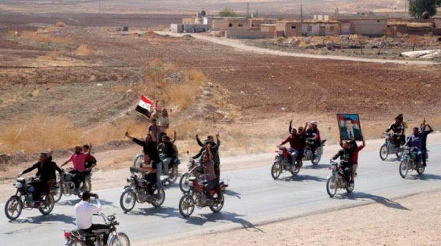 تفاهمات الأكراد ودمشق بـ ضمانة روسية Moped Bicycle Vehicles