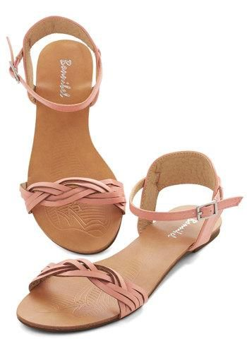 Authentic Attitude Sandal, #ModCloth