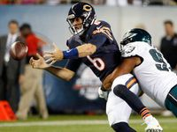 John Fox: Jay Cutler suffered right thumb sprain - NFL.com