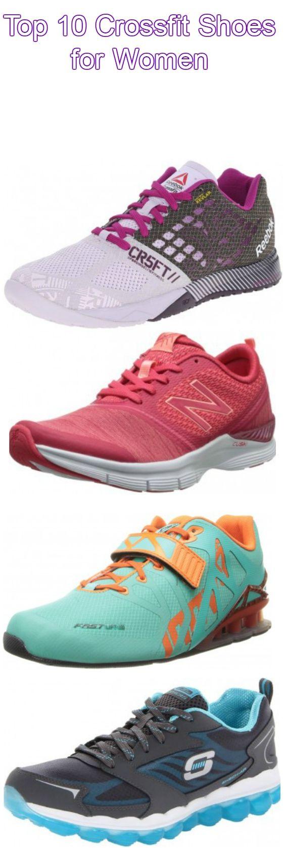 Best Crossfit Shoes for Women in 2015
