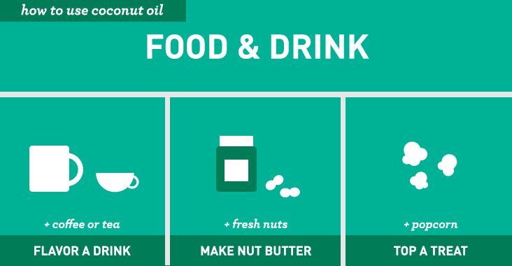 76 Genius Ways to Use Coconut Oil in Your Everyday Life | Greatist