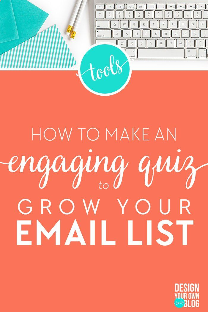 4875 best coaching tips for starting marketing growing your how to make an engaging quiz to grow your email list fandeluxe Choice Image