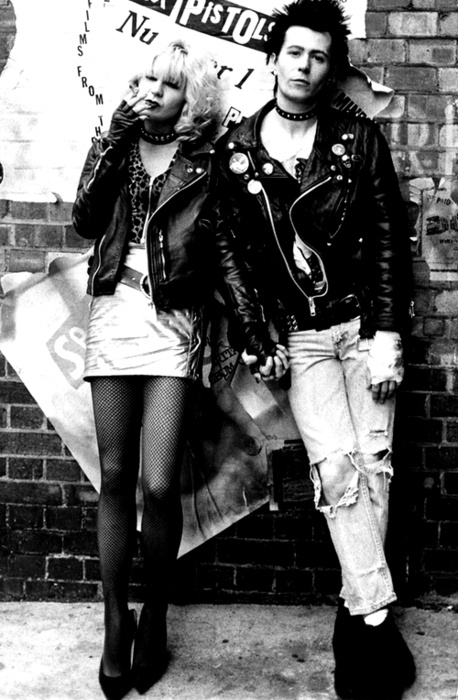 One of my most favorite movies of all time. Sid & Nancy.