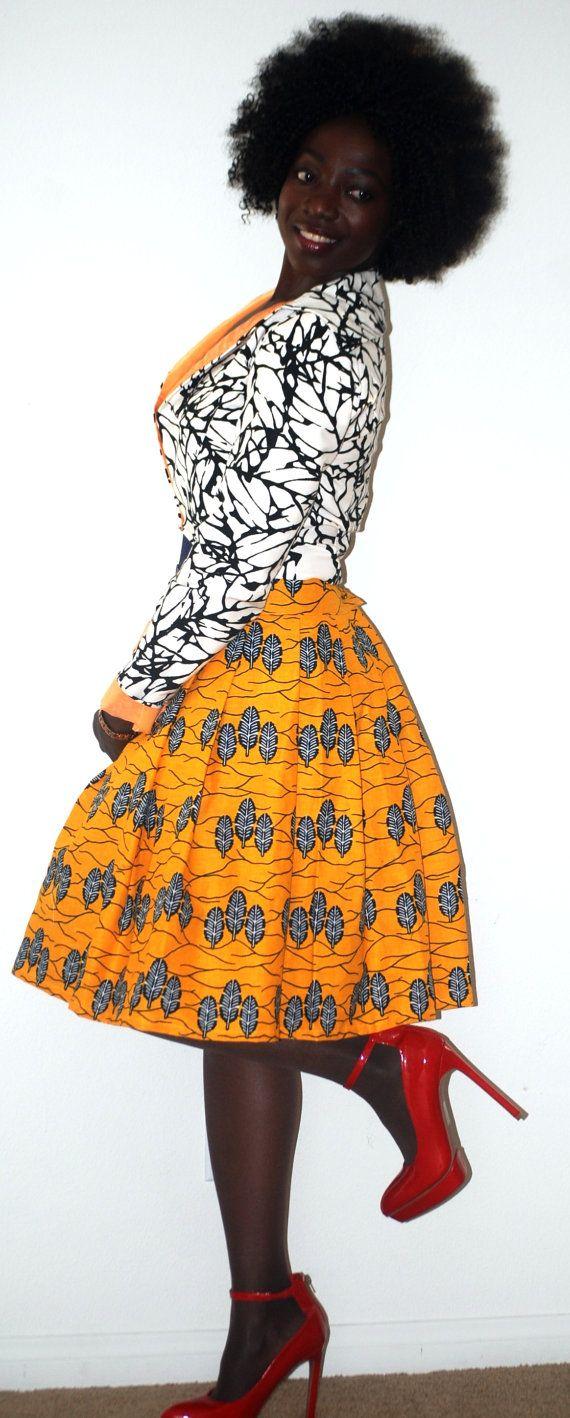 color me print african print wedding dresses African Print Skirt Holland Vlisco Cotton Women Girls clothing party wedding