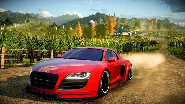 Audi R8 V10 - Need for Speed The Run
