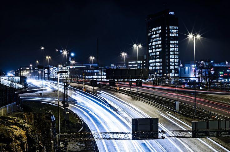 Photograph leppävaara by Pasi Markkanen on 500px