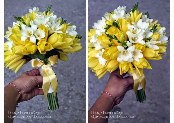 Pozytywne Inspiracje Ślubne: tulipany