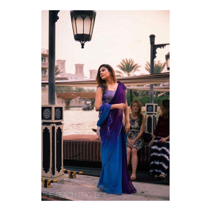 @sneh_sne_sn_s making the Dubai sunset look pale before her in our Hurricane Ombré Sari and a custom made blouse!   sari #thepeachproject #indianfashion #desistyle #saristyle #sariblouse #americandesi #indiansummer #indianfashion #indianwedding #desibridesmaids #torontolife #dubaidesigner #trousseau #sangeet #mydubai #diwali #diwalicollection #bollywoodfashion #indianweddingsvancouverbc #londondesi #engagementshoot #mydubai