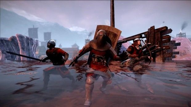 Chivalry: Medieval Warfare battles its way to Xbox One, PS4 in December