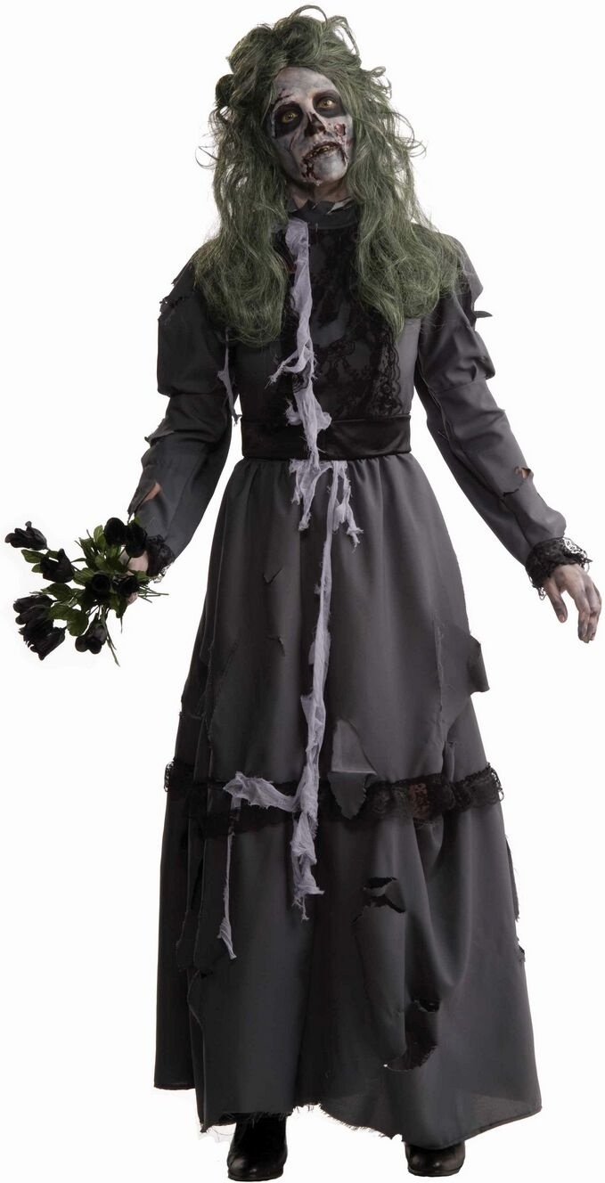 Carry Me Zombie Costume for Adults: Adults Costumes,and ...
