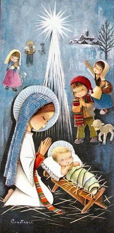 Constanza Navidad Ilustraciones